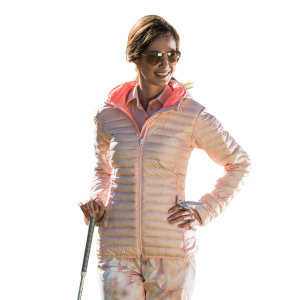 low priced 41089 ddbc9 Kjus Daunen Jacke Damen Jacken apricot 40 bei Golf ...