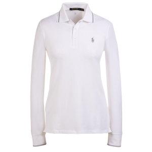 5050bf37e1b7 Polo Ralph Lauren Polo Damen Langarm Polos weiß L bei Golf ...